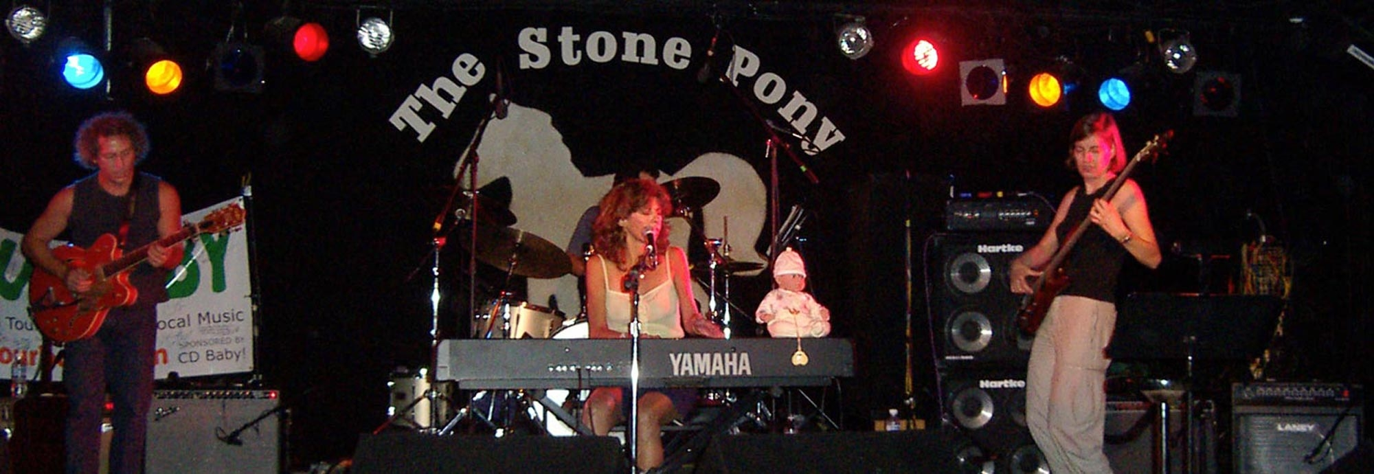 Joan at The Stone Pony